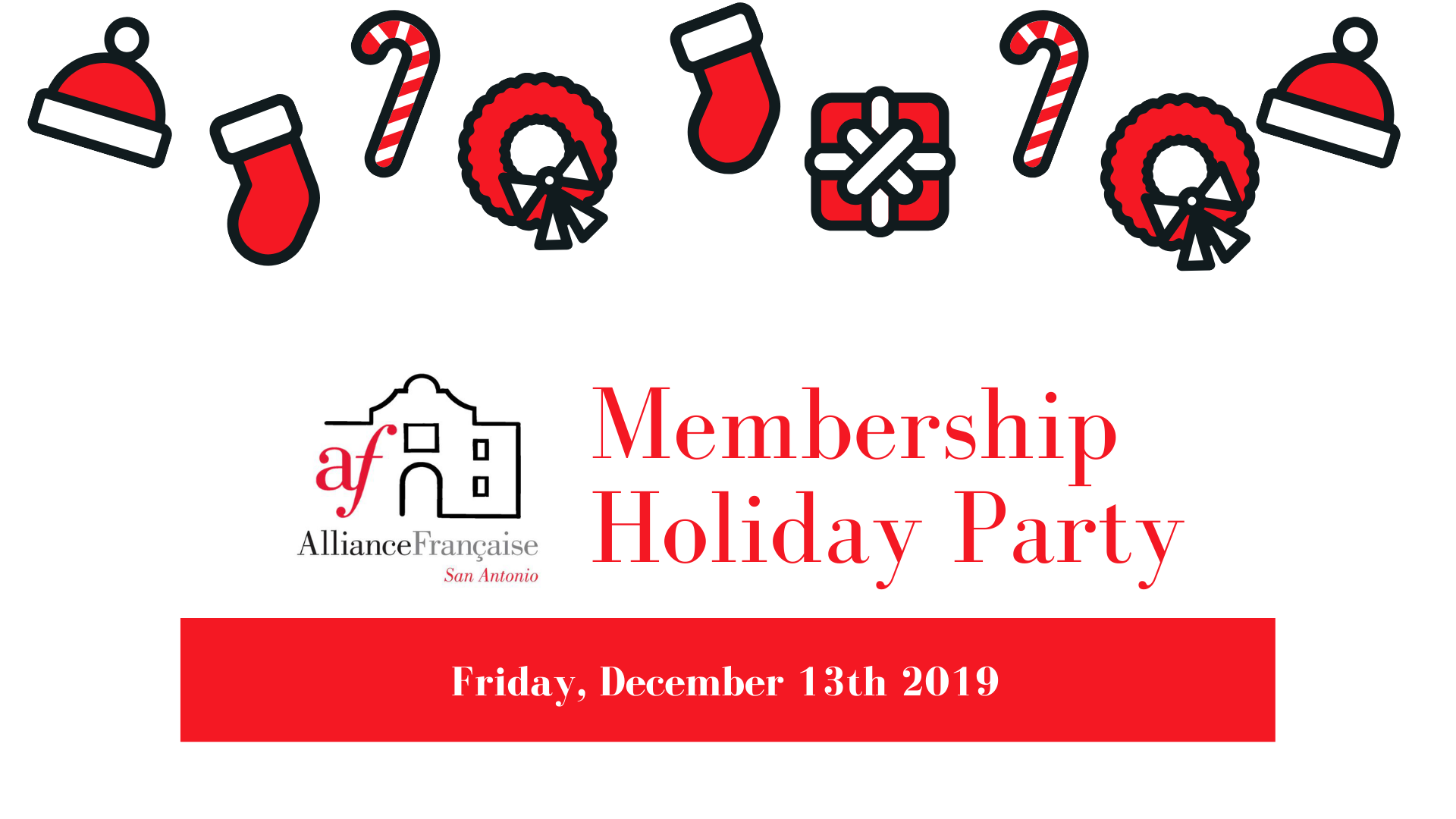 Membership Holiday Party Information