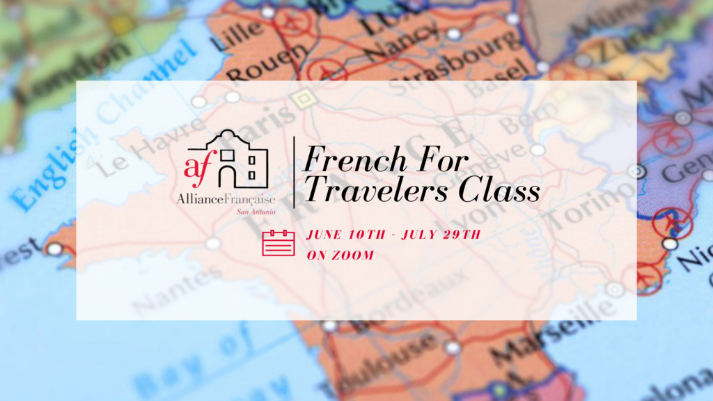 French For Travelers Class